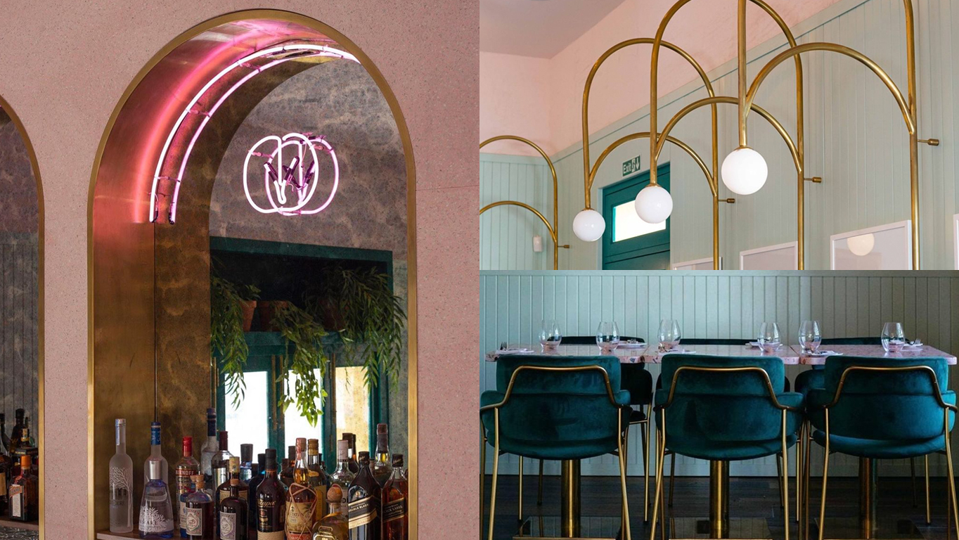 barbajean restaurant interiors