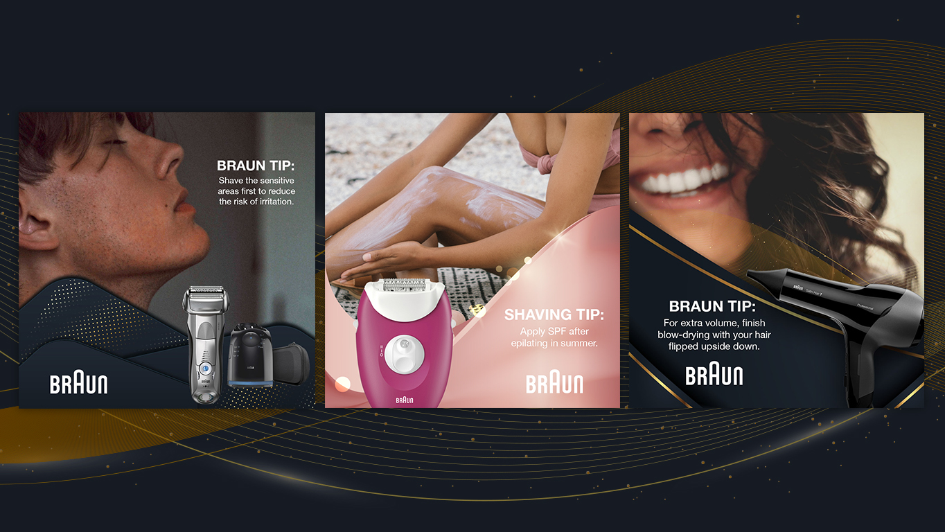 braun digital marketing strategy