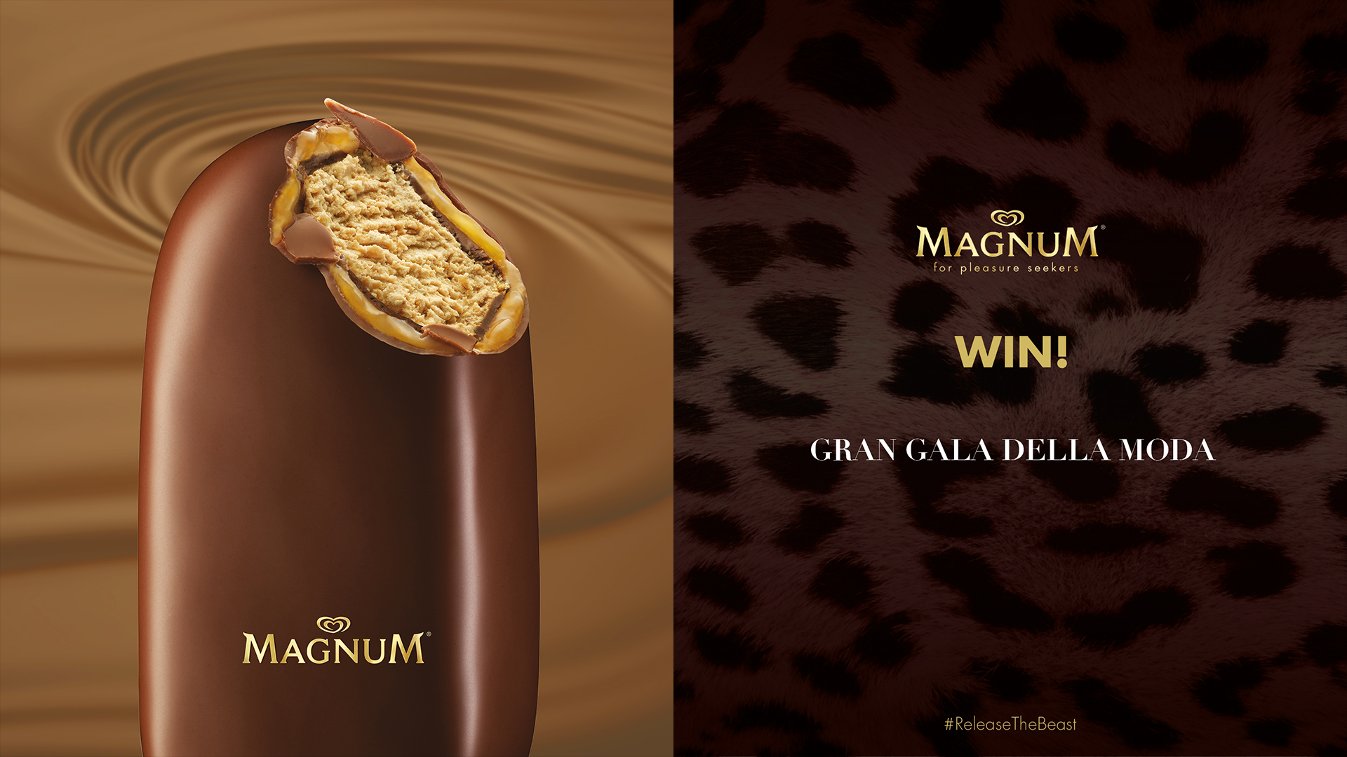 magnum marketing artwork design