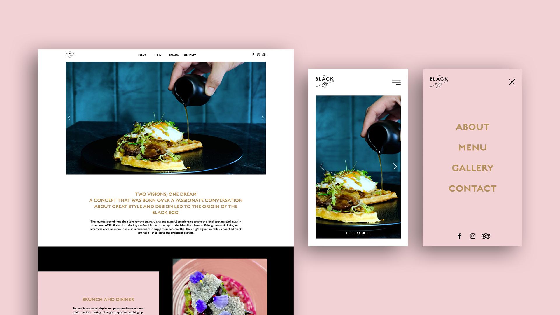 desktop ux/ui design