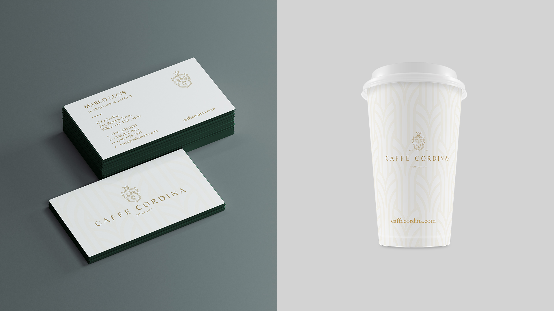 brand creation - collateral design