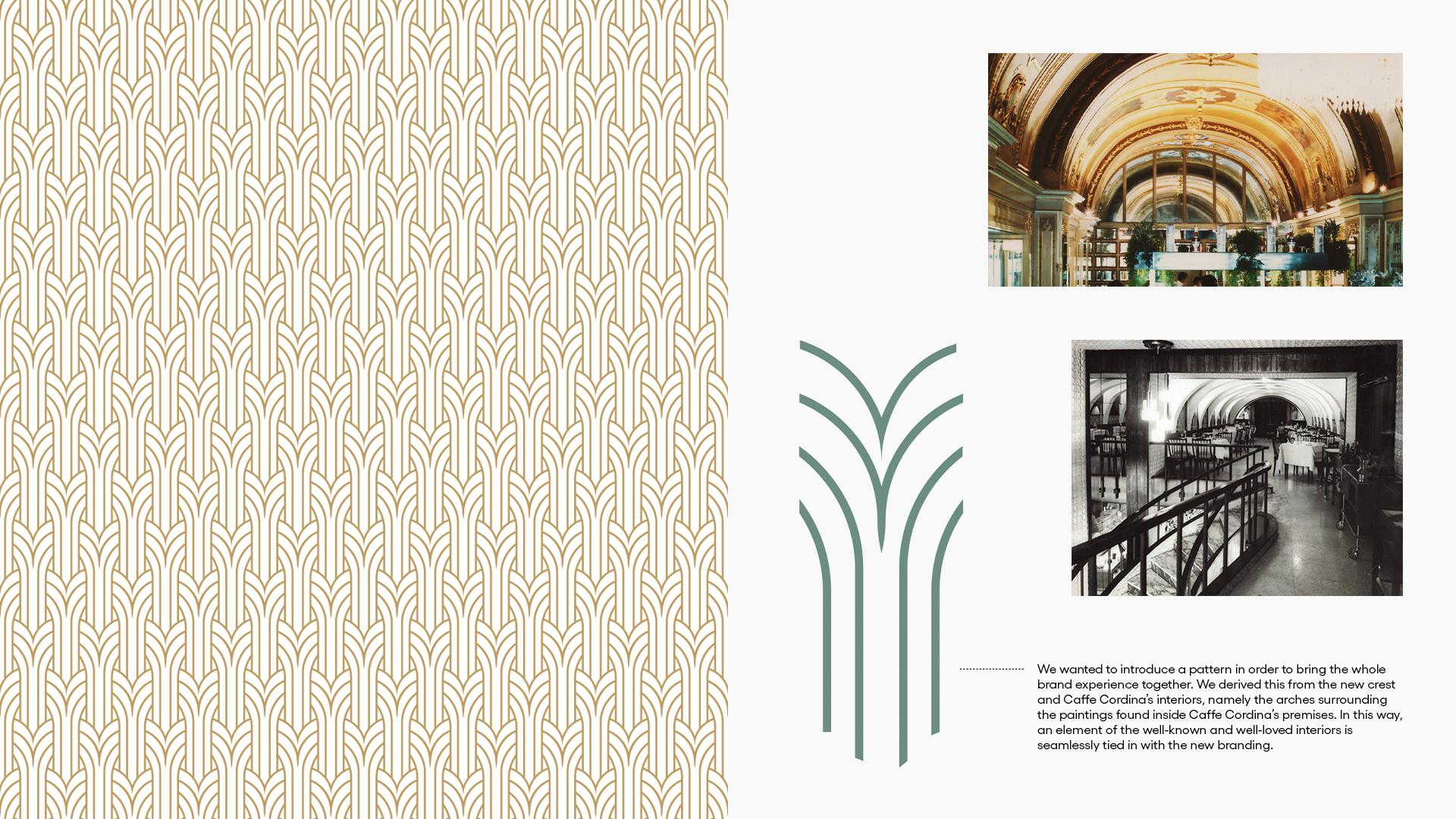 brand creation - pattern
