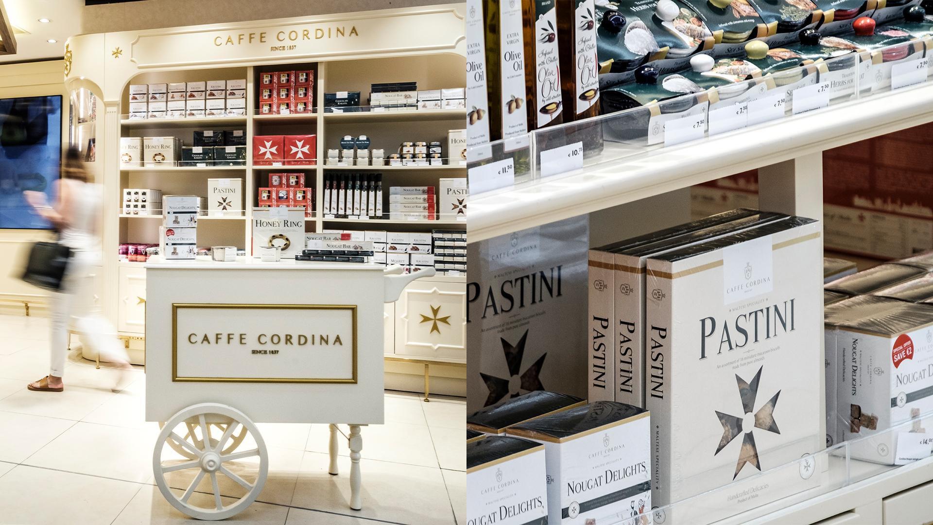 brand creation - shop in shop